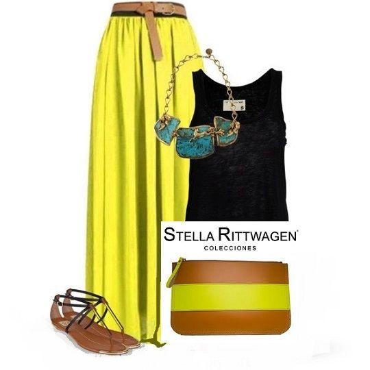 Pasamano lima/ camel de Stella Rittwagen