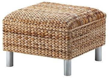 KLIPPAN Footstool - modern - ottomans and cubes - by IKEA