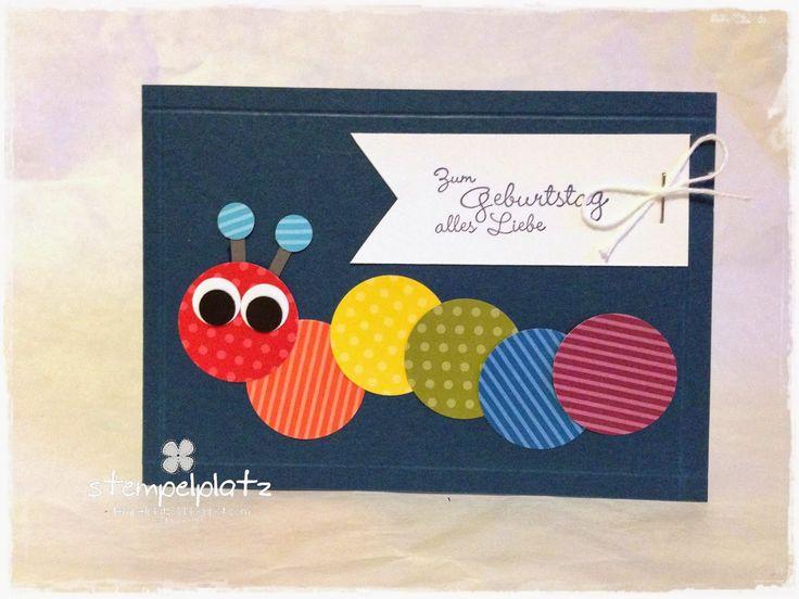 Die besten 25 geburtstagskarte basteln ideen auf pinterest karten basteln selbstgemachte - Geburtstagskarte basteln kinder ...