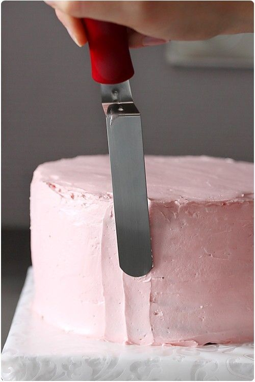 Comment glacer un gâteau ? | chefNini