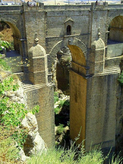 Puente Romano de Ronda Málaga