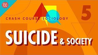 Émile Durkheim on Suicide & Society: Crash Course