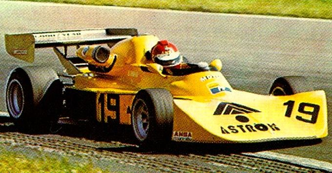 Diulio Truffo - Osella FA2 BMW M12/Neerpasch - Osella Squadra Corse - X Rhein-Pokal-Rennen - 1975 European Championship for F2 Drivers, Round 6