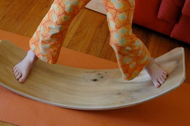 balance board- want one of these for   Skye
