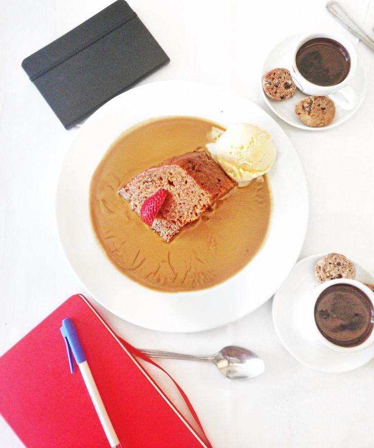 Date Pudding - Joe's Cafe in Dubai Mall