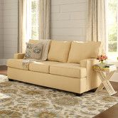 720.00 griffin buttercup twill Found it at Wayfair - Clarkedale Sofa