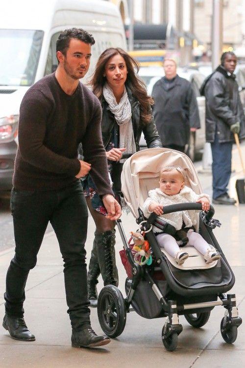 Danielle & Kevin Jonas' Big Apple Baby