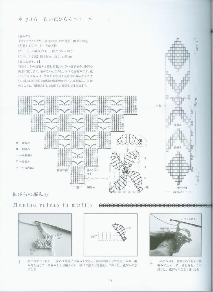 [Quote] ντους από πέταλα, κασκόλ (ολοκλήρωση!) - Pengxiaoqin5005