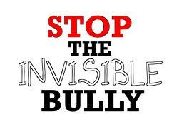 "Take a stand and help sponsor clubs, talks, and campaigns at your schools to stop the ""Invisible bully"""