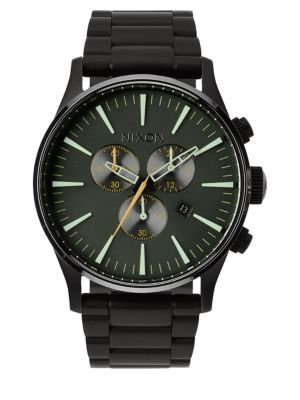 Sentry Chronograph Watch  from Nixon