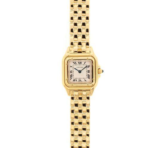 Cartier Gold Watch.