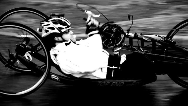 Short film accompaniment to Adrian Green's photo shoot in 125 - Amy Conroy is featured in it from the GB Women's wheelchair basketball team - I'm in it too, I'm the one that knocks Amy on the floor!!! :o)