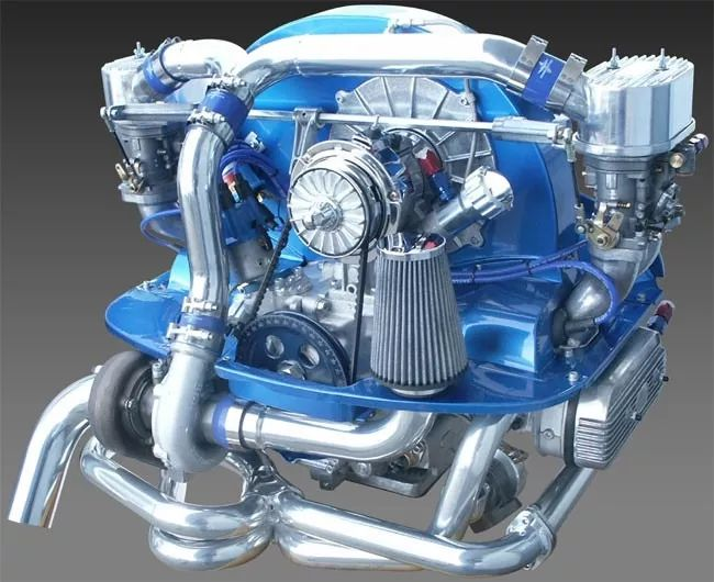 motor de fusca turbo e aspirado.