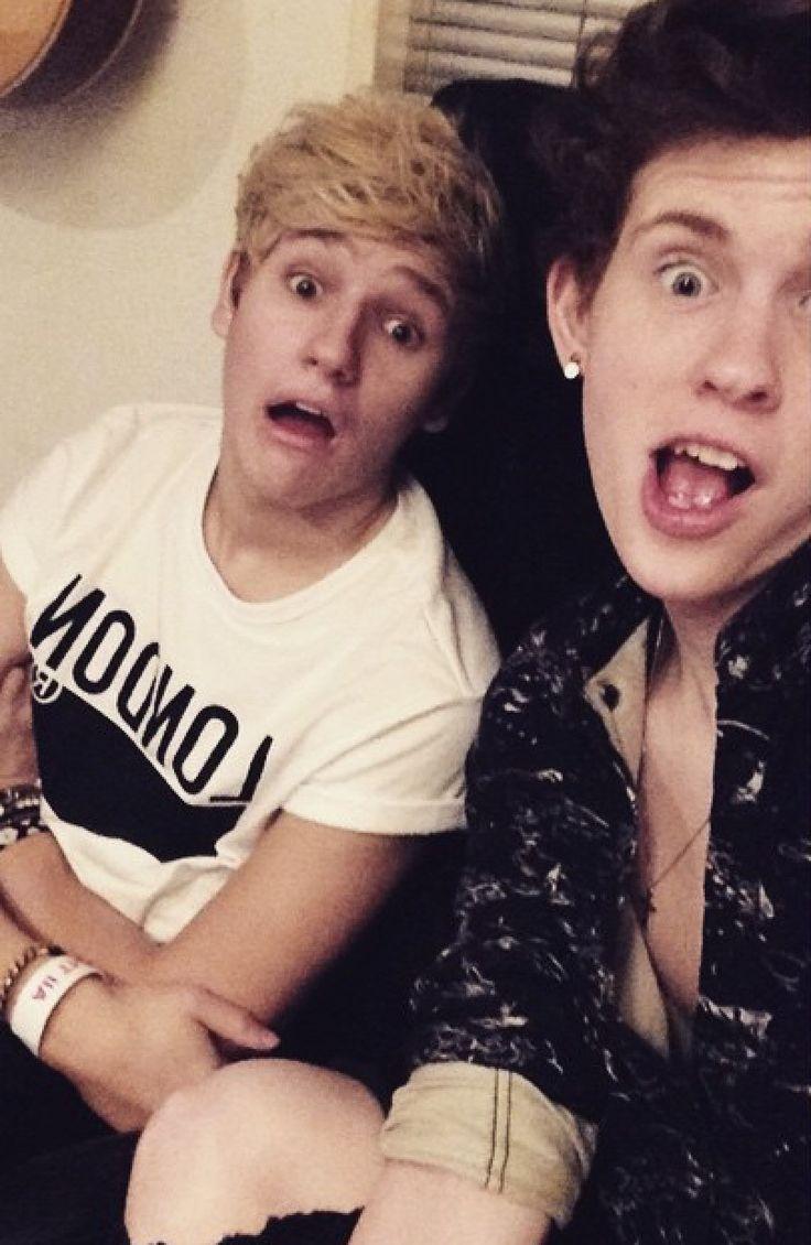 Drew and Levi