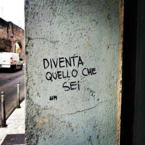 Star Walls - Scritte sui muri. — Citando Nietzsche