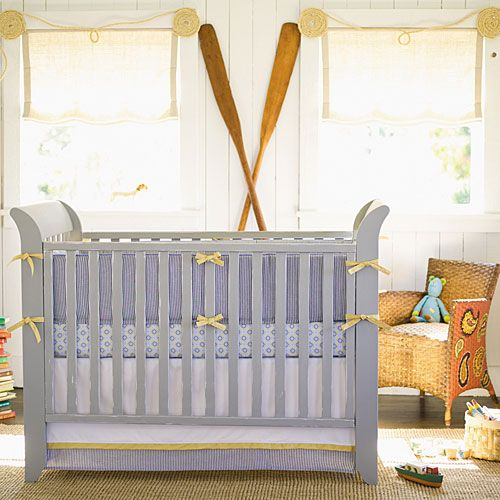 40 best pink navy nursery images on pinterest baby girl for Serena and lily baby girl bedding