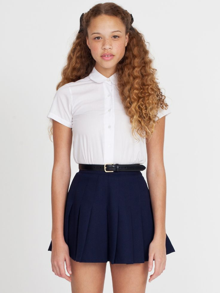 "american apparel ""tennis skirt"""