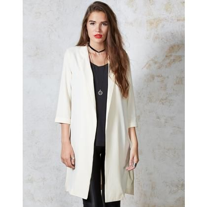 Ark Harmony Duster Jacket #duster #jacket #midi #coat #blogger #fave #transitional