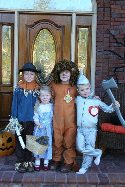 """Se você ama """"O Mágico de Oz"""", vai amar esse quarteto!"""