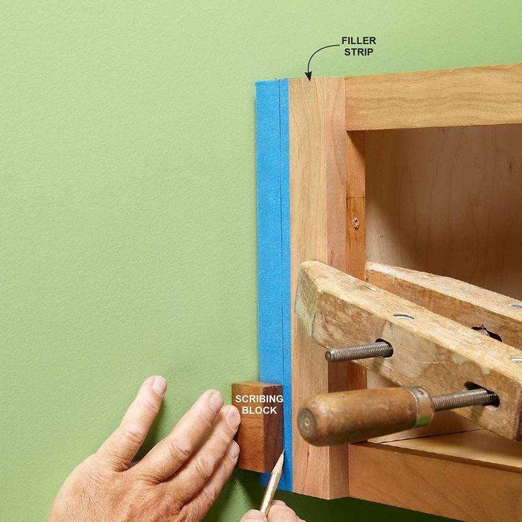Kitchen Cabinet Installation: Kitchen Ideas, Diy Kitchen Cabinets And Kitchen Remodeling