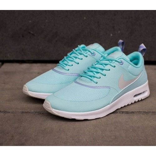 woo ,this colour so special Nike Air Max Thea Glacier Ice Purple Womens  Running Shoes