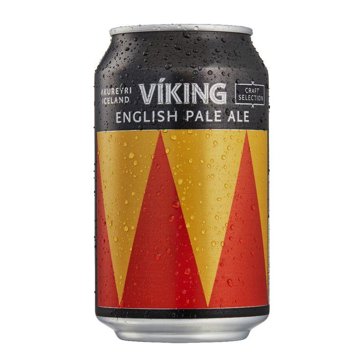 Víking English Pale Ale.
