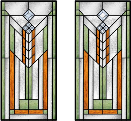 17 best images about frank lloyd wright on pinterest for Window design art