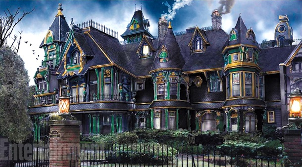 The Munsters   As for the family's abode at 1313 Mockingbird Lane, Fuller kept things classically spooky. ''We wanted the feeling of the original,'' he says, ''a house…