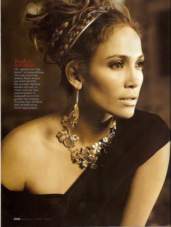 Jennifer Lopez Greek goddess hair updo. #hair #updo #prom ...