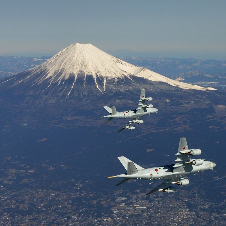 "fireinhorizon: ""Kawasaki P-1 "" #Kawasaki"