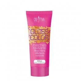 Gloss Color Maschera Perla #style #beauty #hairstyle #colore #maschera #modacapelli #capelli