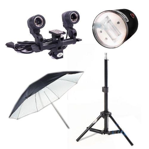 Lighting set 2x68Ws  + umbrella black and white + synchro 75 cm Price 64,80$ http://www.fotograficzneakcesoria.pl/zestaw-oswietleniowy-2x68ws-parasol-czarno-bialy-synchro-75cm,id190.html