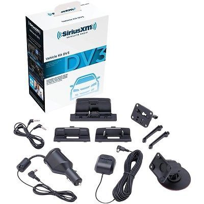 Other Car Electronics Accs: Sirius-Xm Sxdv3 Sirius/Siriusxm Dock And Play Vehicle Kit -> BUY IT NOW ONLY: $52.62 on eBay!