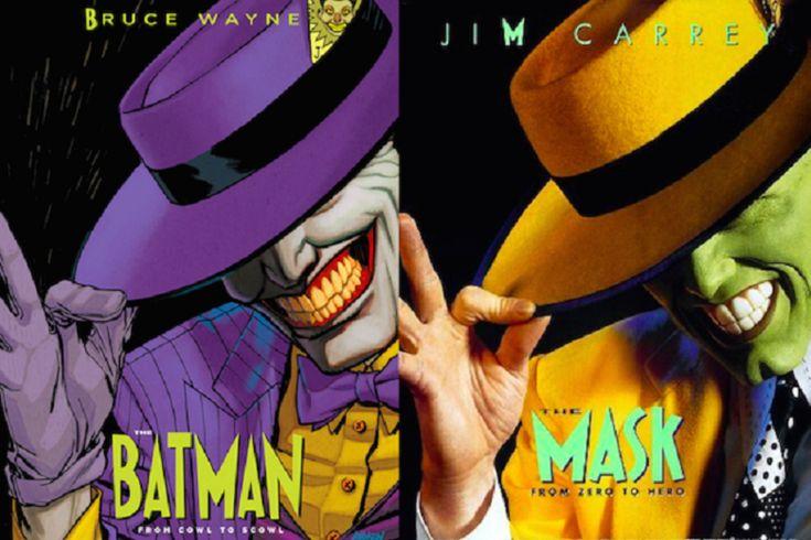 Portadas de película de DC Comics