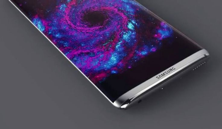 Samsung plans to launch Galaxy S8 phones with all-screen design