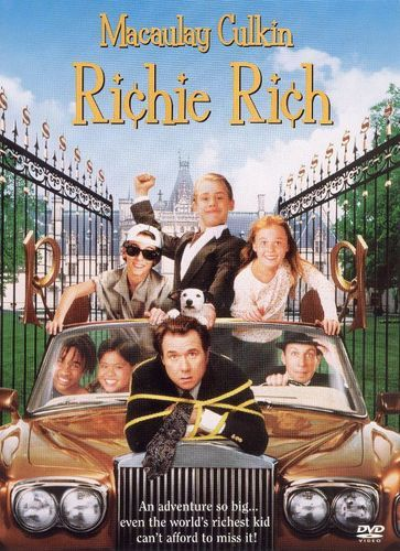Richie Rich [DVD] [1994]