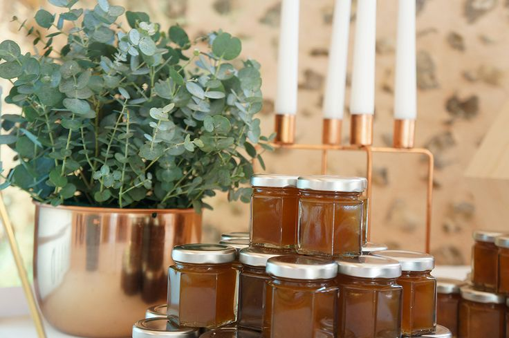 Mariage Scandinave Cuivre - Design et Papeterie Dessine-moi une etoile - Fleurs Aude Rose