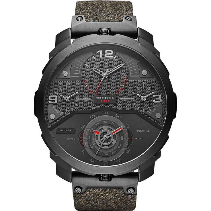 diesel biker DZ7358 uomo orologi, orologi diesel uomo nuova collezione