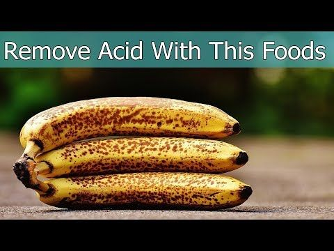 Dr Sebi Diet - 7 Alkaline Foods That Will Clean And Remove Acid From Your Body - YouTube