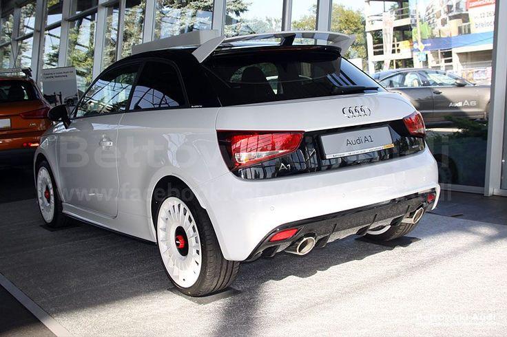 Audi A1 quattro :)