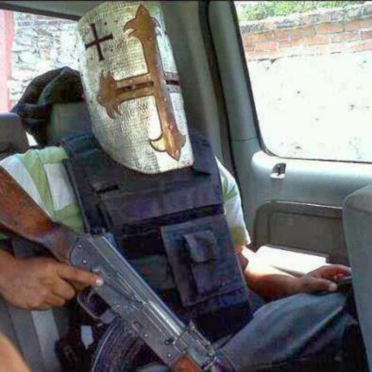 Mexican Citizen Militia Movement Takes Back City From Knights Templar Cartel