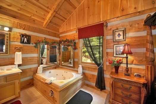 95 best images about 1 br honeymoon cabins on pinterest for Cabin in gatlinburg with hot tub
