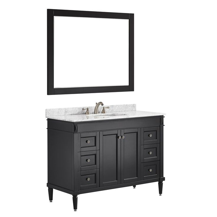 Web Photo Gallery Vinnova Catania Vanity without Mirror Vanity Top Included