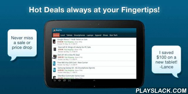 Coupons, Deals  Android App - playslack.com , BuyVia is a Coupons and Deals App which combines in-store and online coupons, price comparison, clearance sales, and shopping lists for shopping at stores like Target cartwheel, Amazon, Macy's, Best Buy, Walmart, Nordstrom, Kohl's, Gap, Old Navy, Starbucks, and many more.BuyVia's Features:Coupons from your favorite retailers such as Kohl's, Best Buy, Ann Taylor, Walmart, Macy's, Old Navy, TargetCreate your shopping listCoupons from local…