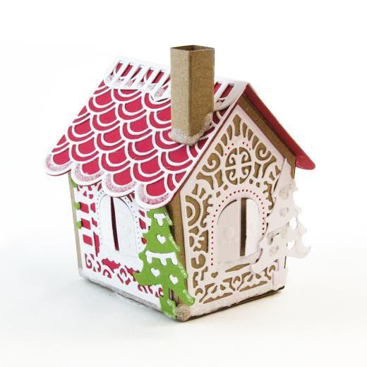 Tonic Studios - Gingerbread House Die Set - £27.99 - A Great Range ...