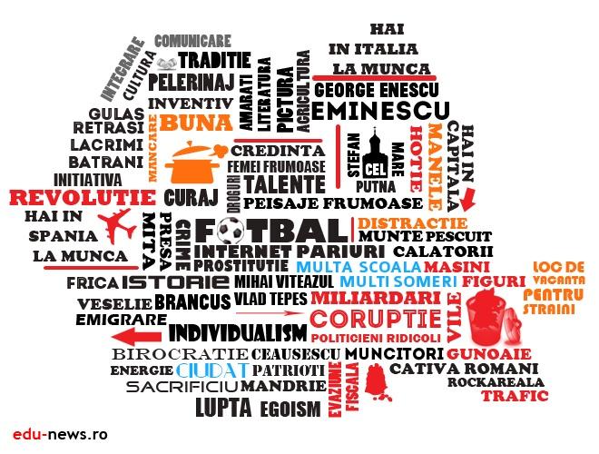 România înseamnă pentru fiecare dintre noi ceva special. Are ce arăta și merită promovată cu adevăratele ei valori.