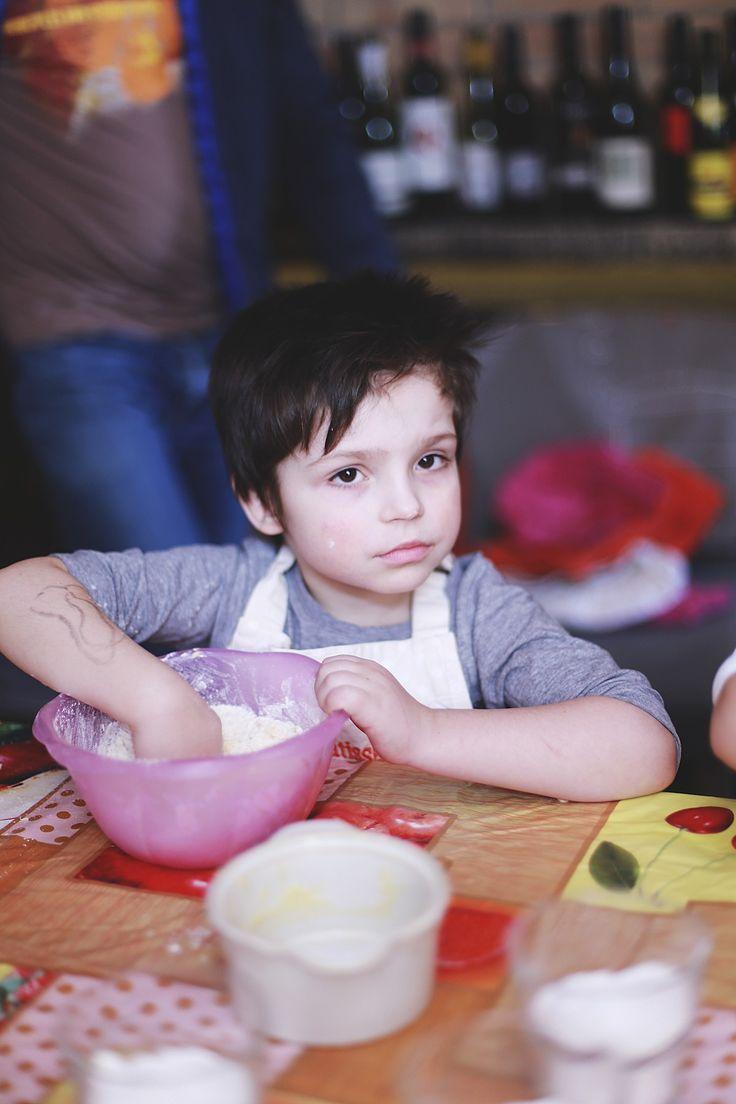 22 марта — детский кулинарный мастер-класс / Ginza Project