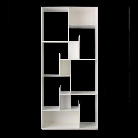 Modus bookcase by andrea lucatello. #miniforms #interiordesign