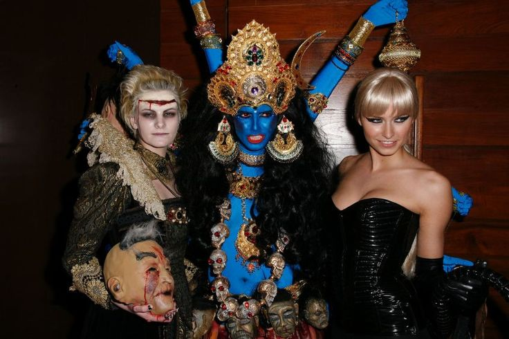 heidi klum halloween party 2017 guest list