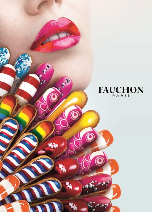 Want : Les Eclairs Japonais de Fauchon   Materialiste, Le Magazine Elégant